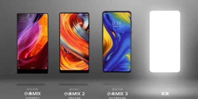 """Xiaomi láká na novinku z řady Mi Mix: přijde letos """"čtyřka"""" dříve?"""