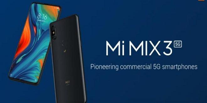 Xiaomi Mi Mix 3 5G získal 5G CE certifikát. Dosáhl toho jako první telefon se Snapdragonem 855