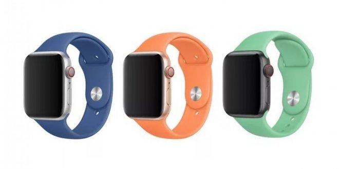 Apple vítá jaro novými barvami krytů na iPhony a řemínků na Apple Watch