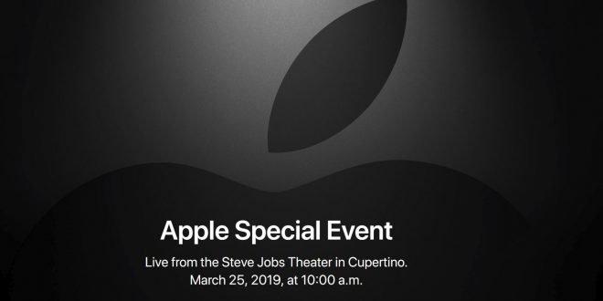 Apple za chvíli představí nové služby. Sledujte snámi tiskovou konferenci