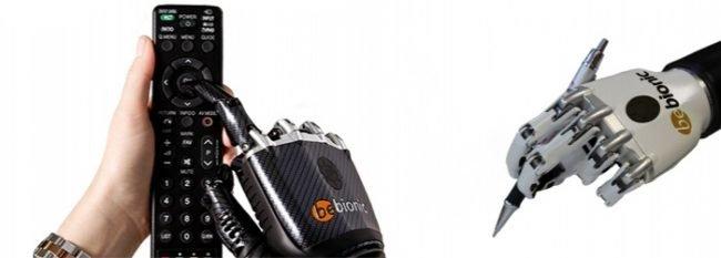 bionicka ruka bebionic 5