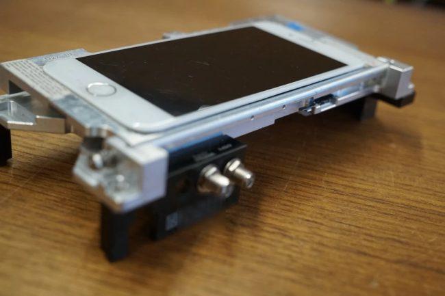 dev fused iphone prototyp 2