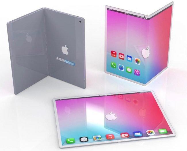 A takto by pro změnu mohl vypadat iPad s ohebným displejem