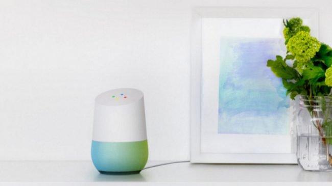 google home image