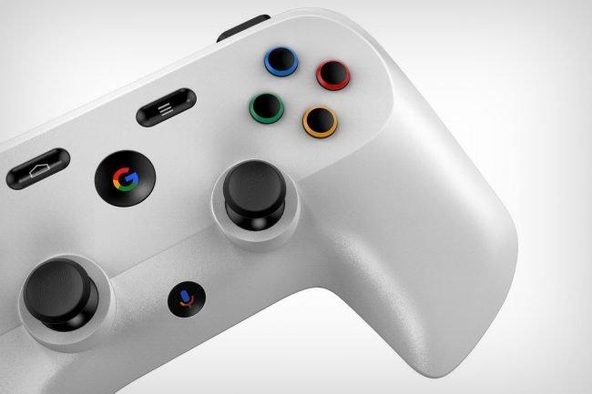 google stream controller 7