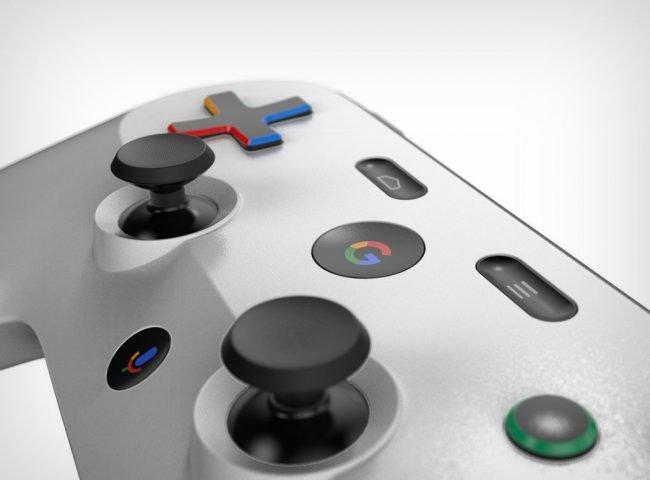 google stream controller 9