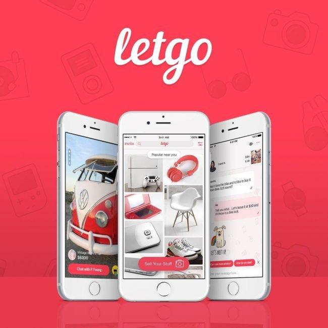 Populární aplikace Letgo náhle ukončila působení v Česku a na Slovensku