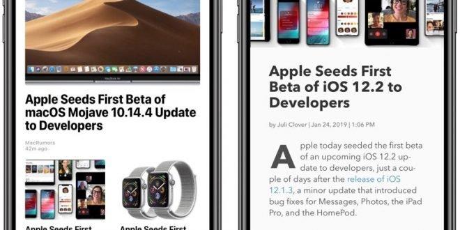 Apple vydal iOS 12.2: přináší nové animoji a spoustu dalších novinek