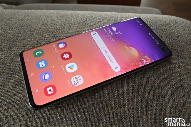 Samsung Galaxy S10+ recenze