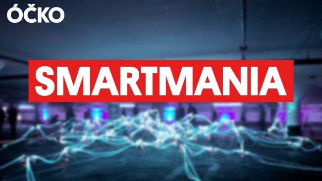 SMARTmania: nalaďte si nový pořad o technologických novinkách na TV Óčko