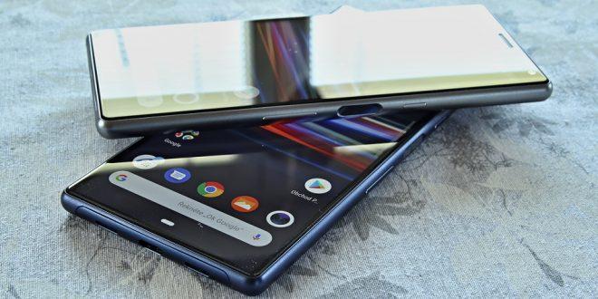 Sony Xperia 10 & 10 Plus recenze: protáhlí dlouháni střední třídy