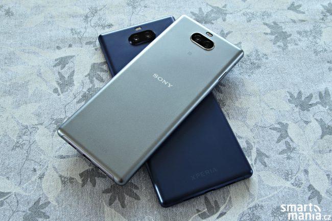 Sony Xperia 10 recenze