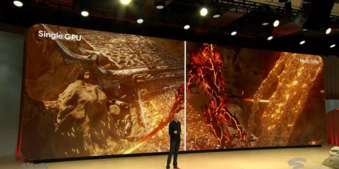 Google Stadia: budoucnost hraní je ve streamování