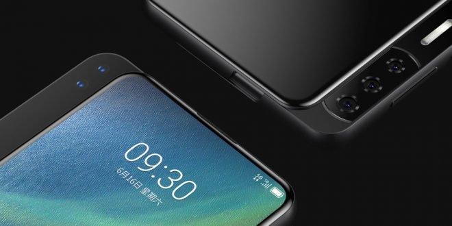 ZTE ukázalo nové koncepty smartphonů. Zaujmou nezvykle umístěnými fotoaparáty