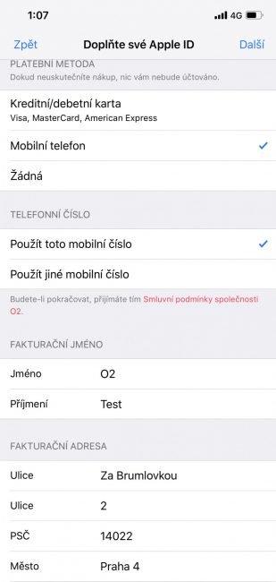 Apple mPlatba