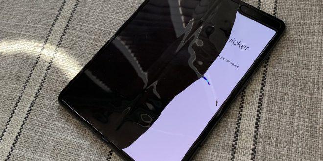 Vedení Samsungu: ohebný Galaxy Fold je připravený vtrhnout na trh