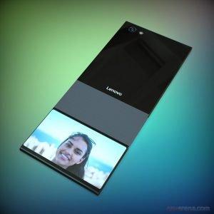 Lenovo foldable phone 2