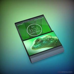 Lenovo foldable phone 3