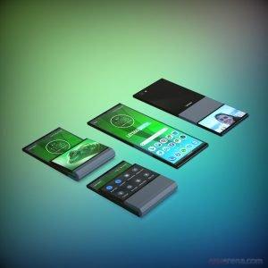 Lenovo foldable phone 4