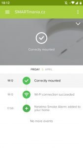 Netatmo Smoke Screen 2