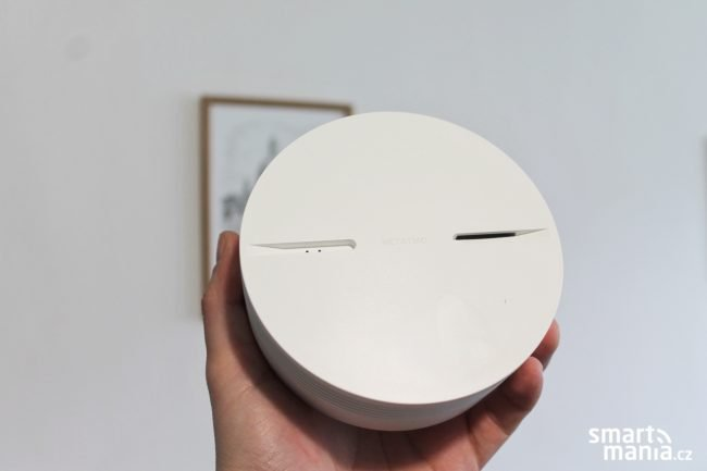 Netatmo Smoke detail