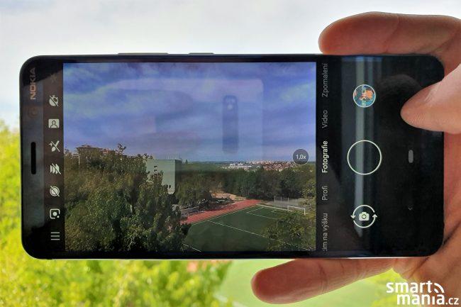 Nokia 9 PureView & aplikace fotoaparát
