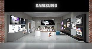 Samsung Brand Store Plzen