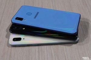 Samsung Galaxy A40 01