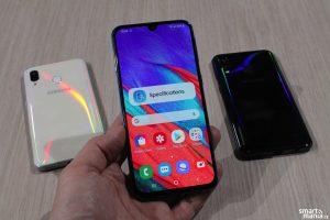 Samsung Galaxy A40 02