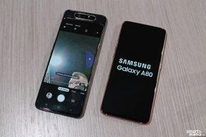 Samsung Galaxy A80 07