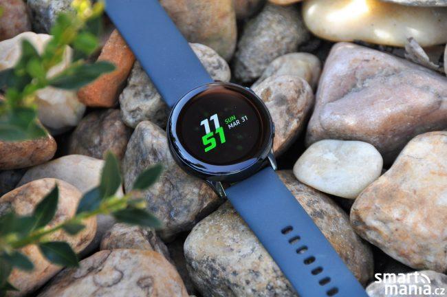 Samsung Galaxy Watch Active Check