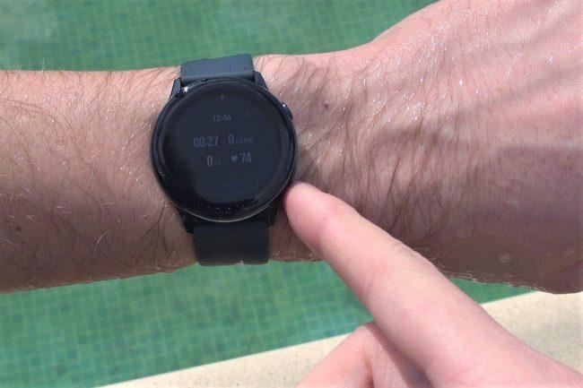 Samsung Galaxy Watch Active 30