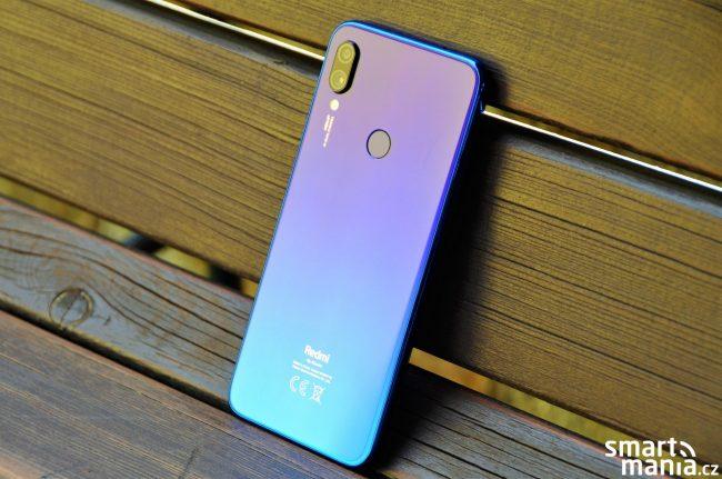 Xiaomi Redmi Note 7 recenze