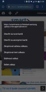 google chrome android dark 3