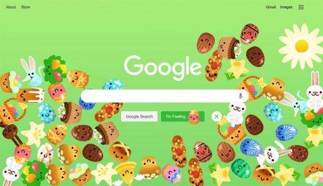 google velikonoce