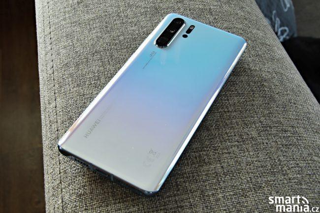 Huawei P30 Pro je v oblasti výdrže pořádný držák