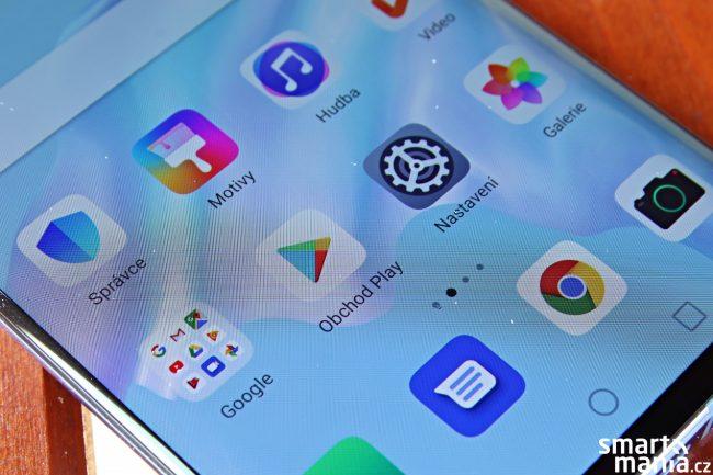 Displej u Huawei P30 Pro nabízí skvělou podívanou