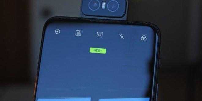 Podívejte se, jak fotí Asus ZenFone 6 s otočným fotoaparátem (galerie)