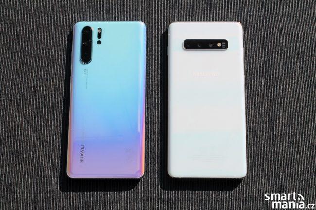 Huawei P30 Pro vs. Samsung Galaxy S10+: kdo se stane vítězem tohoto fotoduelu?