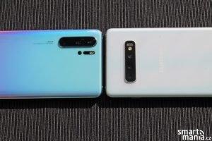 Galaxy S10 plus Huawei P30 Pro 05