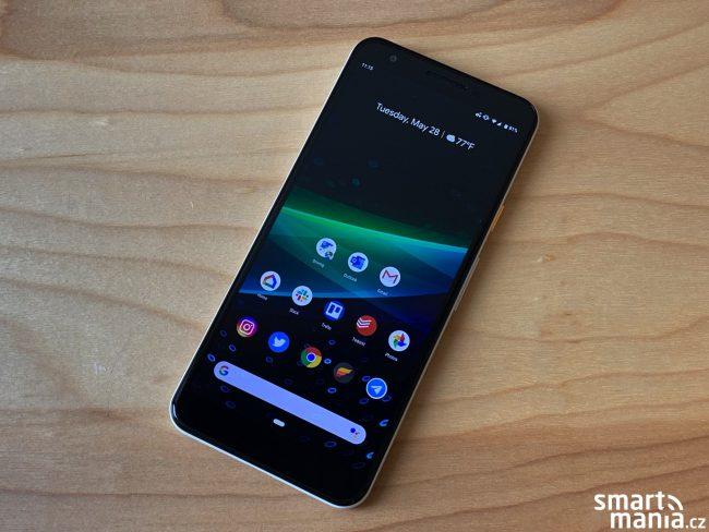 Google Pixel 3a mění pravidla hry