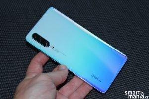 Huawei P30 v barvě Breathing Crystal