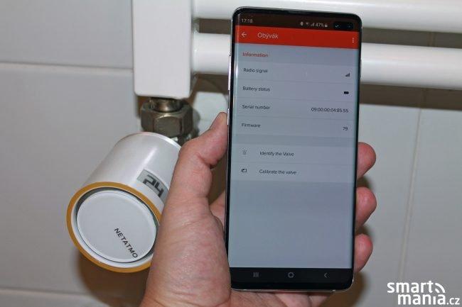 Netatmo nabízí propracovanou mobilní aplikaci, kterou můžete používat pro plánování vytápění a vzdálené ovládání