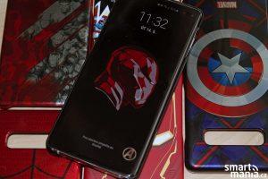 S10 kryty Marvel 10