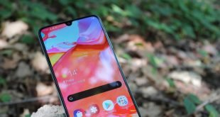 Recenze Samsung Galaxy A70: velikán se slušnou výdrží