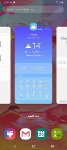 Samsung A70 screen 10