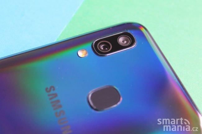 Samsung Galaxy A40 10