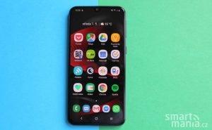 Samsung Galaxy A40 nahled