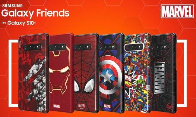 Samsung Marvel kryty 2