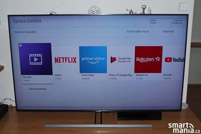 Samsung TV QE65Q85RATXXH 08